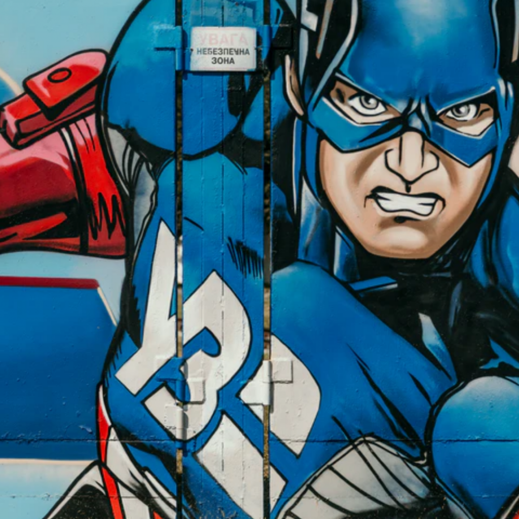 rédaction web streaming falcon and the winter soldier