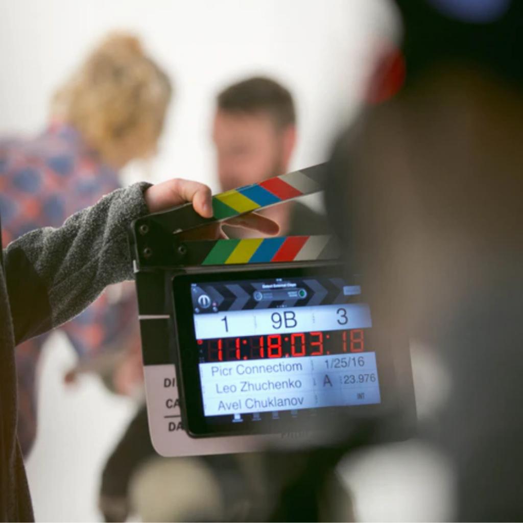 apprendre anglais lieux de tournage rédaction