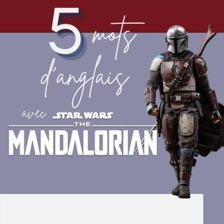 Que la Force soit avec toi ! ✨  👽 Aujourd'hui c'est le #MayThe4thBeWithYou ou pour le commun des mortels, le 4 mai. En gros, c'est LA journée de la Force pour les fans de Star Wars.  Du coup, je me suis dit que j'allais vous parler de mon coup de cœur de ce début 2021 : The Mandalorian sur @disneyplusfr (Oui, je sais, je suis à la traîne, comme toujours.)  Une leçon d'anglais à bord du Razor Crest, ça vous dit ? C'est parti ! 🚀  #themandalorian #lemandalorien #starwars #maythe4th #starwarsday #mandomonday #thisistheway #telleestlavoie #apprendreanglais #learnenglish #anglais  #langue #teachenglishabroad #coursanglais #coursdelangue #apprendrelanglais #ecoledelangues #sejourlinguistiques  #learnenglish #sejourlinguistique