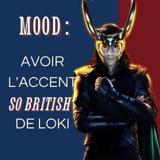 """""""I beg you pardon?"""" 🐍  Cette semaine sortait le premier épisode de la série @officialloki sur @disneyplusfr (je crois que vous l'avez compris, je suis très fan de l'unviers Marvel.) Vous l'avez vu ?  🗣️ Ce qui me frappe, même des années après, c'est l'accent délicieusement britannique de Loki. C'est vrai quoi, c'est un dieu d'Asgard, un royaume tiré de la mythologie nordique ! Bon, après tout, son frère, Thor, a bien un accent australien...  🏴 Quelques """"tips"""" pour pimper ton anglais à la Loki :  - Tes """"A"""" doivent se muer en """"O"""", du moins beaucoup plus qu'avec la prononciation américaine. ex : """"fast."""" - Tes """"R"""" sont légers et presque inaudibles, surtout en fin de mot. ex : """"weather."""" - Appuie tes """"T"""", on ne les prononce pas """"D"""" comme en Amérique. ex : """"better."""" - Tes """"S"""" sont longs prononcés, comme un serpent. (Ça va bien à Loki.) ex : """"summer."""" - Tu parles doucement et de manière articulée. On ne mâche pas les mots !  Verdict : tu sais parler comme Loki ?  🙈 fun fact : j'ai déjà rencontré son interprète, Tom Hiddleston, à Londres héhé.  __________________________  Je m'appelle Maëva et je suis rédactrice web SEO spécialisée en tourisme et en pop culture. Mes sujets préférés ? Les séjours linguistiques et l'apprentissage des langues ! 🇨🇵🇬🇧🇪🇦  #loki #tomhiddleston #marvel #avengers #disneyplus #marvelstudiosloki #countdowntoloki  #apprendreanglais #learnenglish #anglais #langue #teachenglishabroad #coursanglais #coursdelangue #apprendrelanglais #ecoledelangues #sejourlinguistiques #learnenglish #sejourlinguistique #britishaccent #englishtips #formationanglais #expressionanglaise #profdanglais #prononciation"""