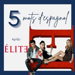 La série qu'on adorer détester... ELITE ! ✨  🔪 C'est le retour de @elitenetflix avec des histoires brèves ainsi qu'une saison 4 sur @netflixfr ! Vous connaissez ?   🇪🇸 La série n'est pas parfaite (et les personnages encore moins) mais je comprends l'engouement et le côté addictif. Le moyen rêvé pour réviser la langue de Don Quijote !  Une leçon d'espagnol à Las Encinas, ça te dit ?  __________________________  Je m'appelle Maëva et je suis rédactrice web SEO spécialisée en tourisme et en pop culture. Mes sujets préférés ? Les séjours linguistiques et l'apprentissage des langues ! 🇨🇵🇬🇧🇪🇦  #ELITE #elitenetflix #lasencinas #espagnol  #apprendrelespagnol #langue #coursespagnol #coursdelangue #ecoledelangues #sejourlinguistiques  #langues #onlinelearning #rédactionweb #rédactriceweb  #redacteurweb #sejourlinguistique #élitenetflix #elite4 #eliteweek #elitehistoriasbreves
